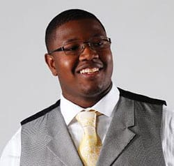 Kelvin Beachum '11, '12 will be among the speakers examining professional sports and human rights.