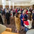 Scenes From SMU's Fondren Library Celebration
