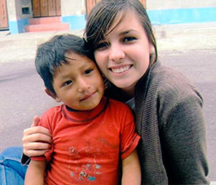 Report From Ecuador: SMU Alumna Lisa Walters '14 Grateful For Post-earthquake Support