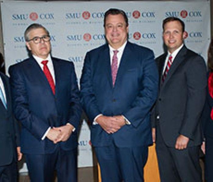Cox School Of Business Honors Five SMU Alumni