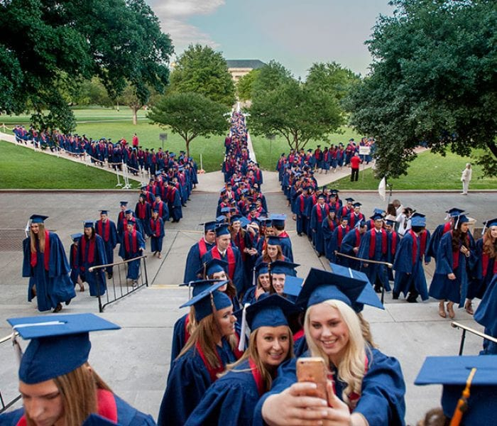 SMU Commencement Weekend: Baccalaureate Service