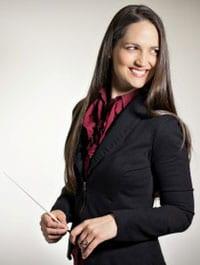 Michelle Merrill '06, '12, assistant conductor, Detroit Symphony