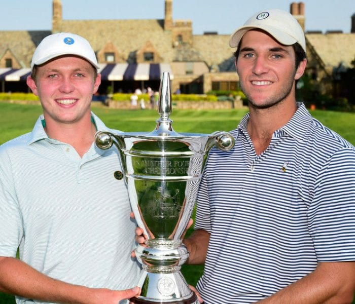 Congratulations To U.S. Amateur Four-Ball Golf Champions!