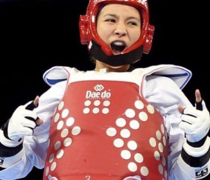 UPDATE: SMU's Jackie Galloway Takes Taekwondo Bronze