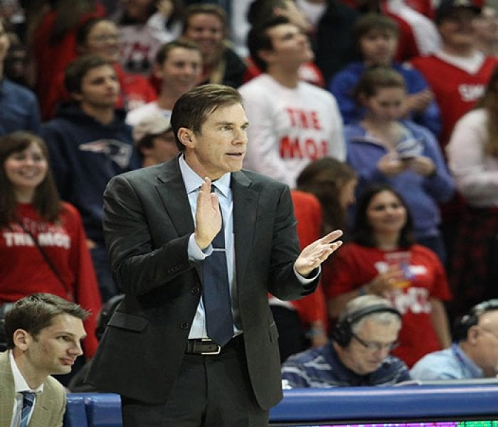 First Men's Basketball Season Under Coach Tim Jankovich Opens 11/11