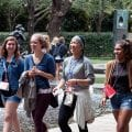 Mustang Corral 2016: SMU First-year Students Discover Dallas