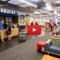 SMU's Fondren Library Center: Coffee And Collaboration