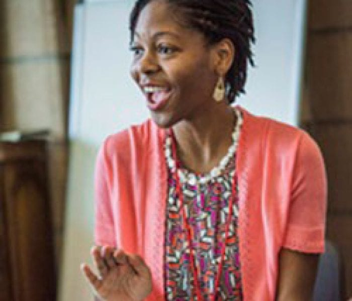SMU Alumna Kamica King '13 Offers Help And Hope To Homeless