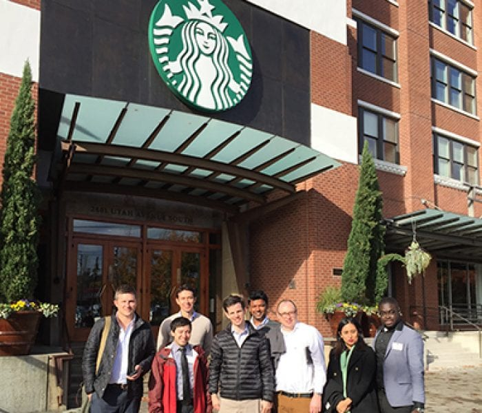 SMU Seattle Chapter Alumni Share Career Insights With MBA Students