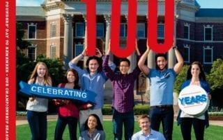 SMU Magazine Spring 2015