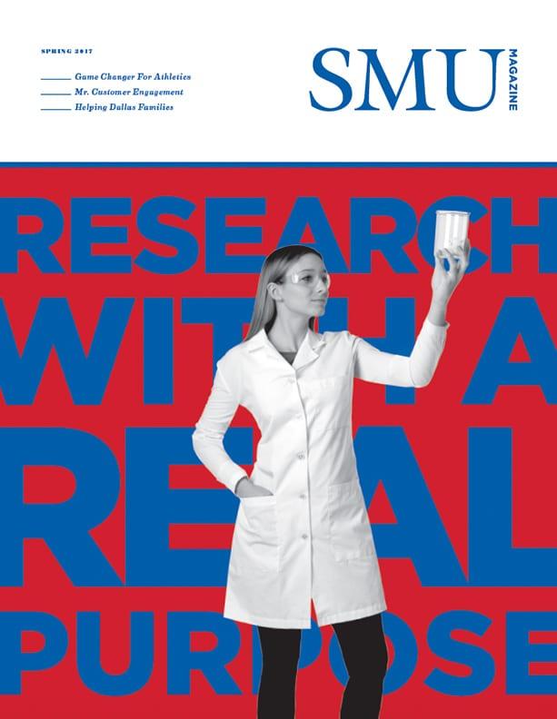 SMU Magazine Spring 2017
