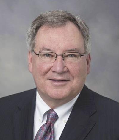 SMU alumnus Kent Hofmeister Federal Bar Association award recipient.
