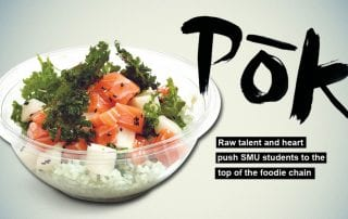 SMU Students Spark Local Poke Craze