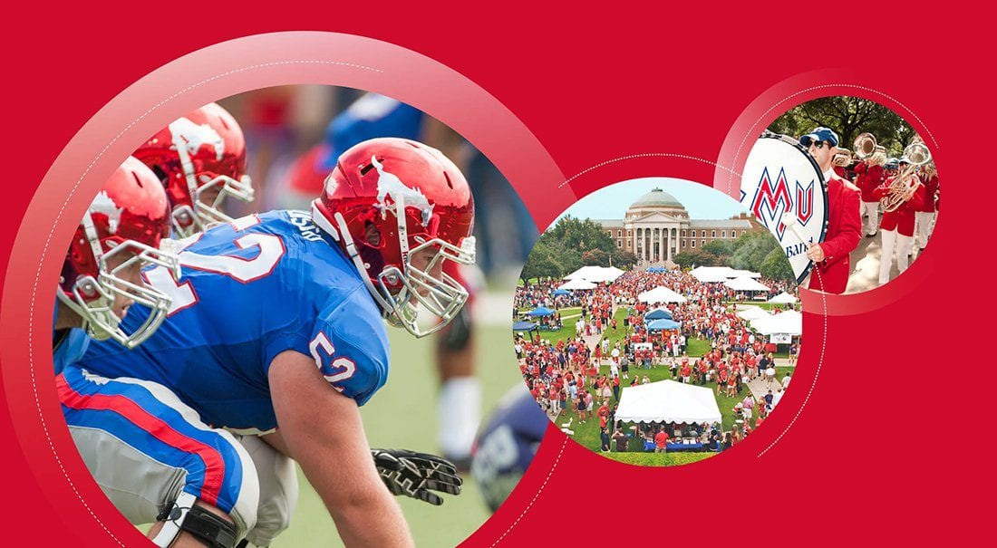 SMU Homecoming 2017: Friends, football and fun