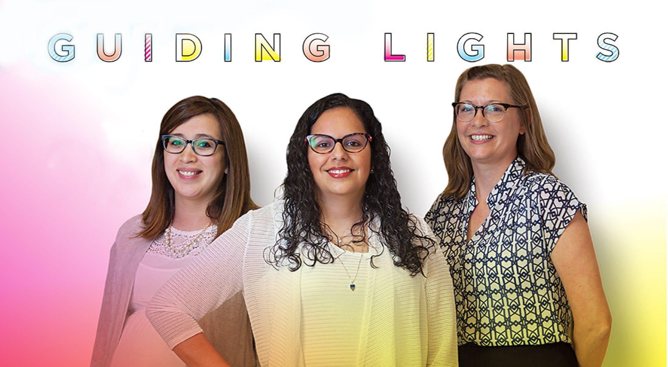 Meet the Mustangs leading Solar Prep: Olivia Santos, Nancy Bernardino and Jennifer Turner