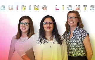 Meet the Mustangs leading Solar Prep: Olivia Santos, Nancy Bernardino and Jennifer Turner