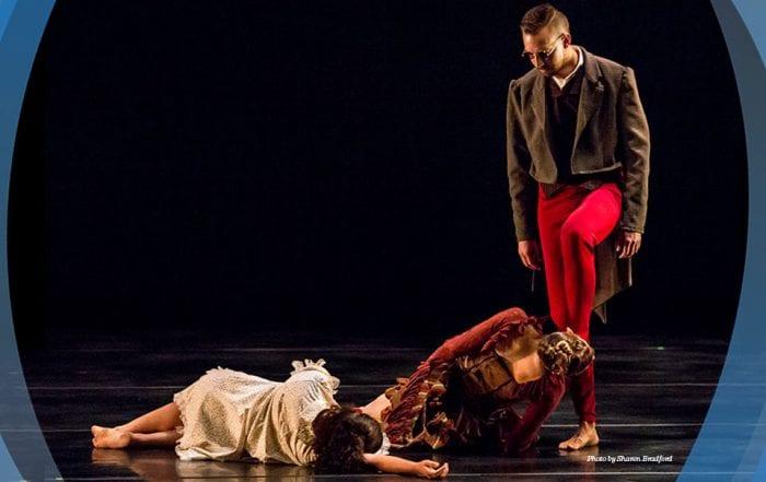 Dark Circles Contemporary Dance will open its fifth anniversary season, October 19_21.