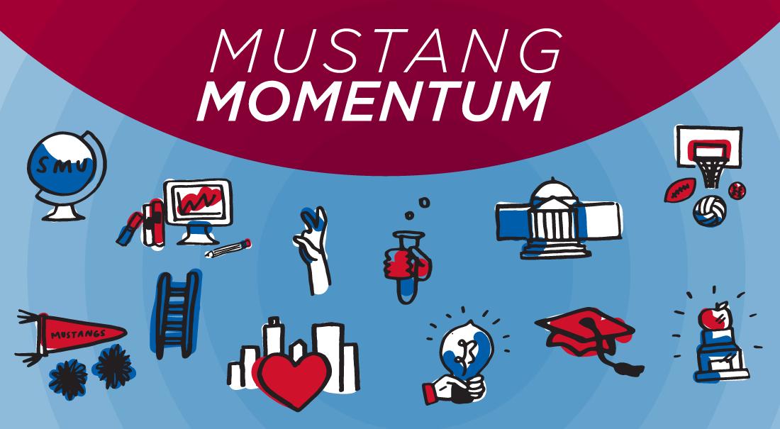 Winning generosity by SMU alumni create extraordinary impact on campus.