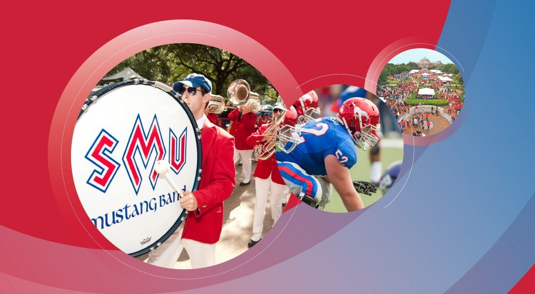 SMU Homecoming Weekend 2017.