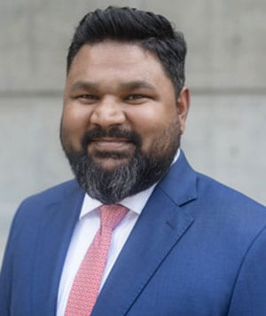 SMU alumnus Benson Varghese recognized as a top minority business leader.
