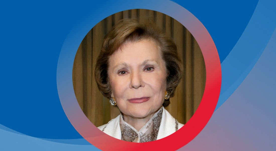 Renowned civic and philanthropic leader Ruth Collins Sharp Altshuler died December 8, 2017.