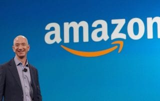 Amazon founder and CEO Jeff Bezos will speak at SMU on April 20, 2018.