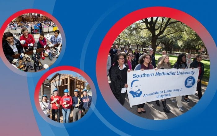 SMU will honor Dr. Martin Luther King, Jr. during Dream Week 2018.