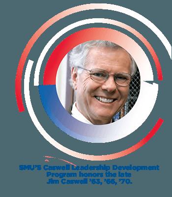 SMU's Caswell Leadership Development Program honors the late Jim Caswell.