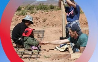 SMU's Engineers Without Borders in Bolivia.