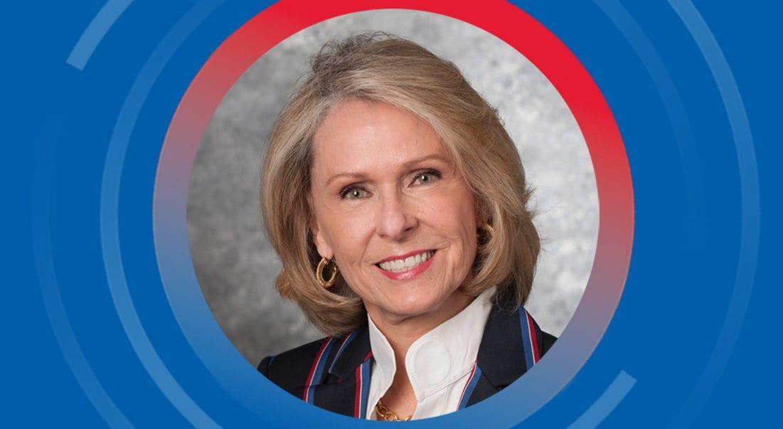 "SMU ""First Lady"" Gail O. Turner will receive a Maura Award."
