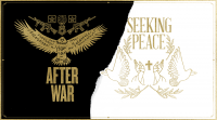 After war, seeking peace