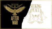 After war, seeking peace