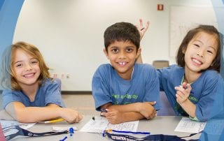 SMU offers summer programs for kids at SMU-in-Plano and on the main campus in Dallas.