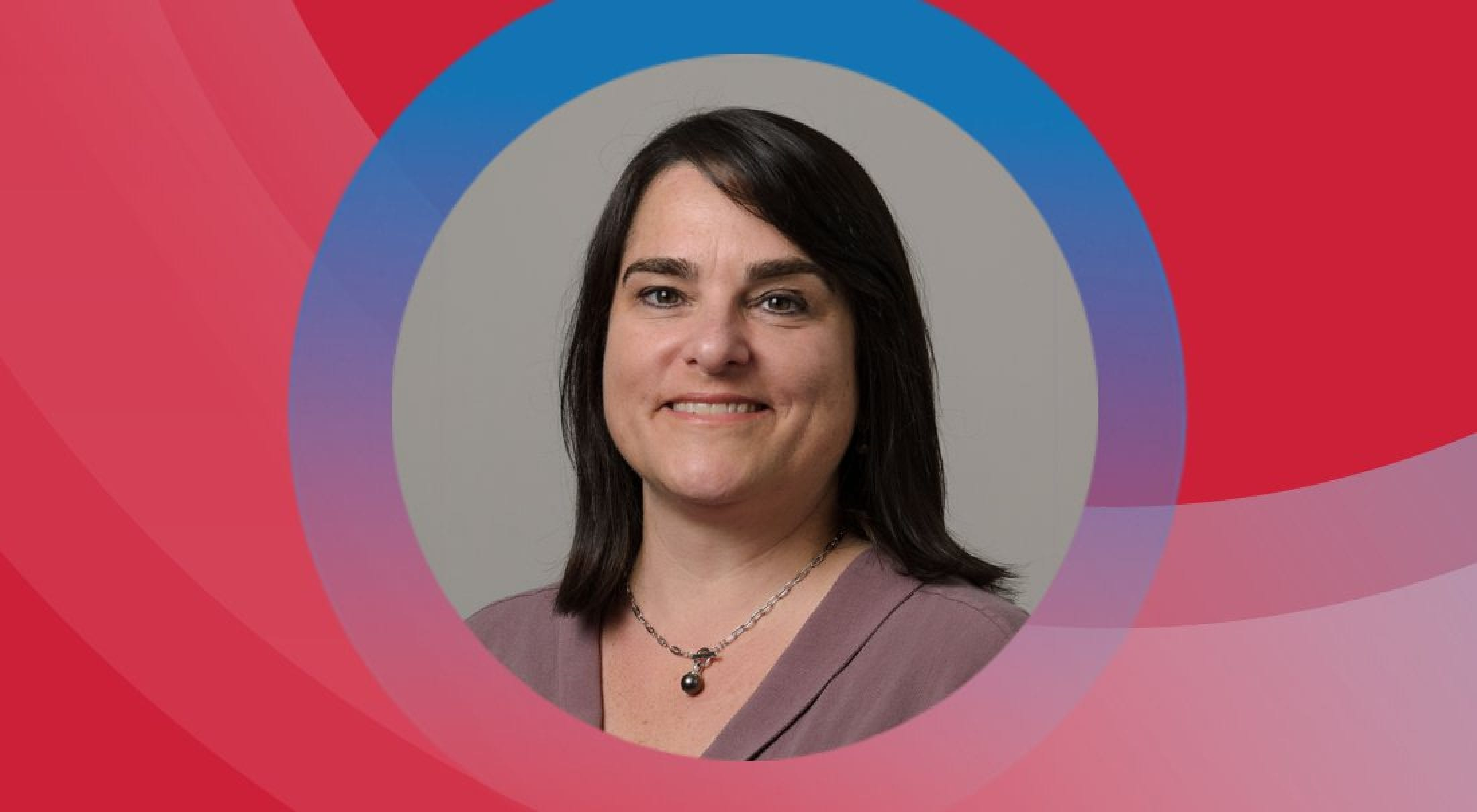 Holly Jeffcoat, the new dean of SMU Libraries.
