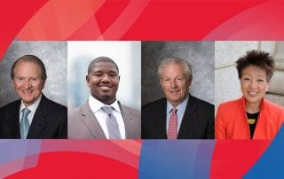 SMU will honor four outstanding alumni at the annual Distinguished Alumni Awards ceremony and dinner on November 1.