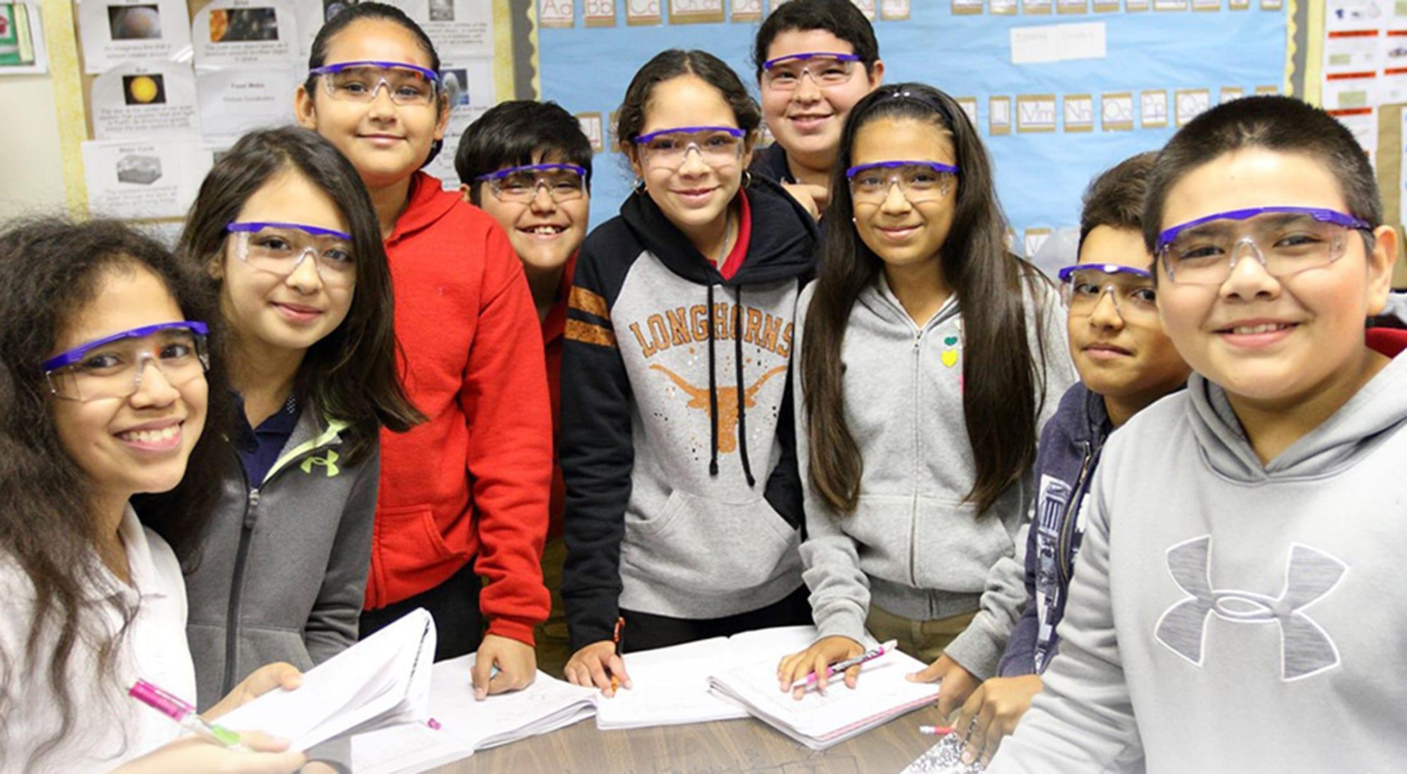 DISD, Toyota and SMU create a model STEM school.