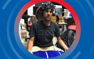 Jay Appaji '19 is gaining an international audience for his music cognition research.