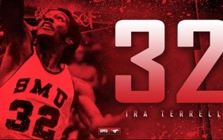 Ira Terrell's No. 32 jersey will be honored on January 12.