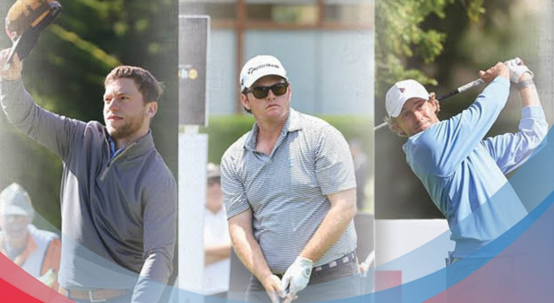 SMU men's golf alumni competed in Cozumel on December 13.