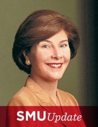 Laura Bush named Texan of the Year