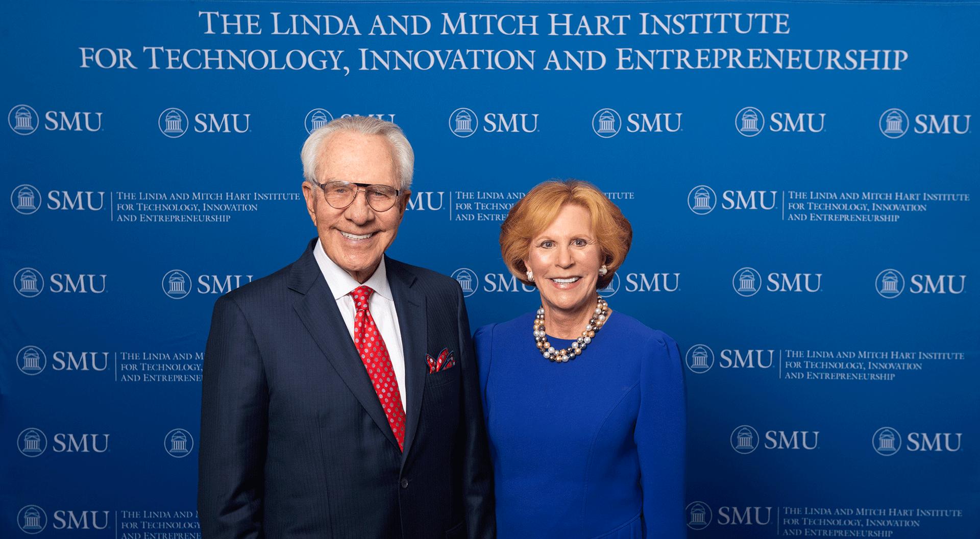 Mitch and Linda Hart