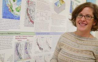 Prof. Heather DeShon and DFW seismic map study.