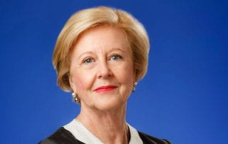 SMU law alumna Gillian Triggs named to U.N. commission on protection of refugees.
