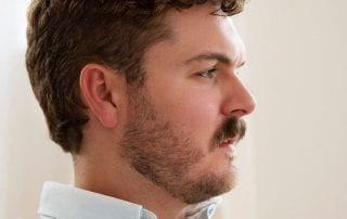 SMU alum Stirling Barrett '11, founder, CEO and creative director, KREWE eyewear.