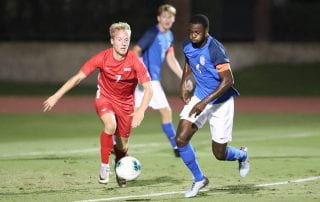 SMU men's soccer heads to NCAA Elite Eight.