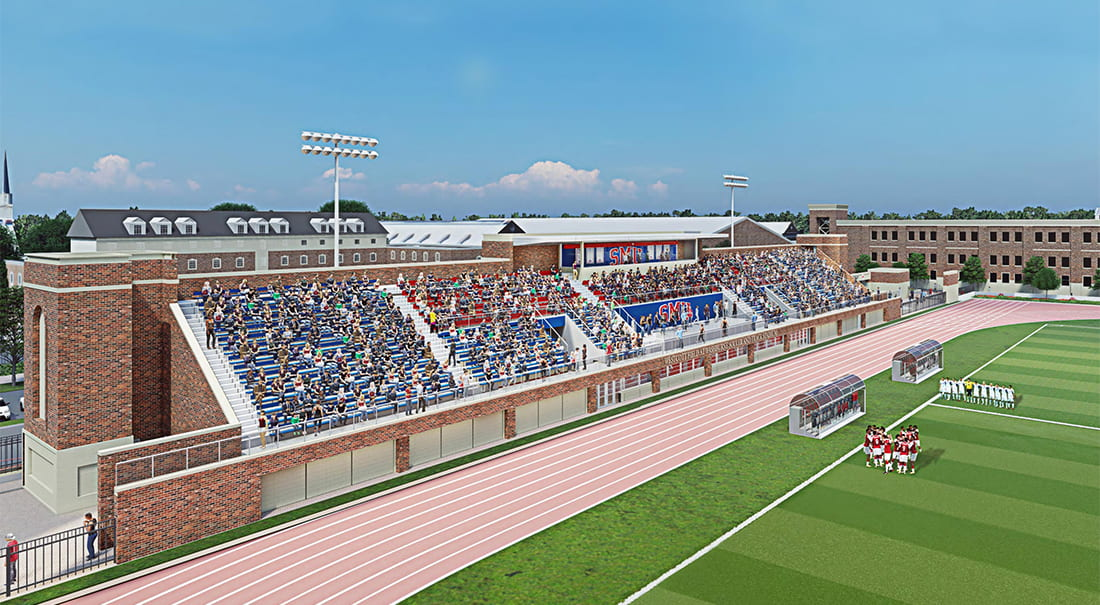 Washburne Soccer and Track Stadium