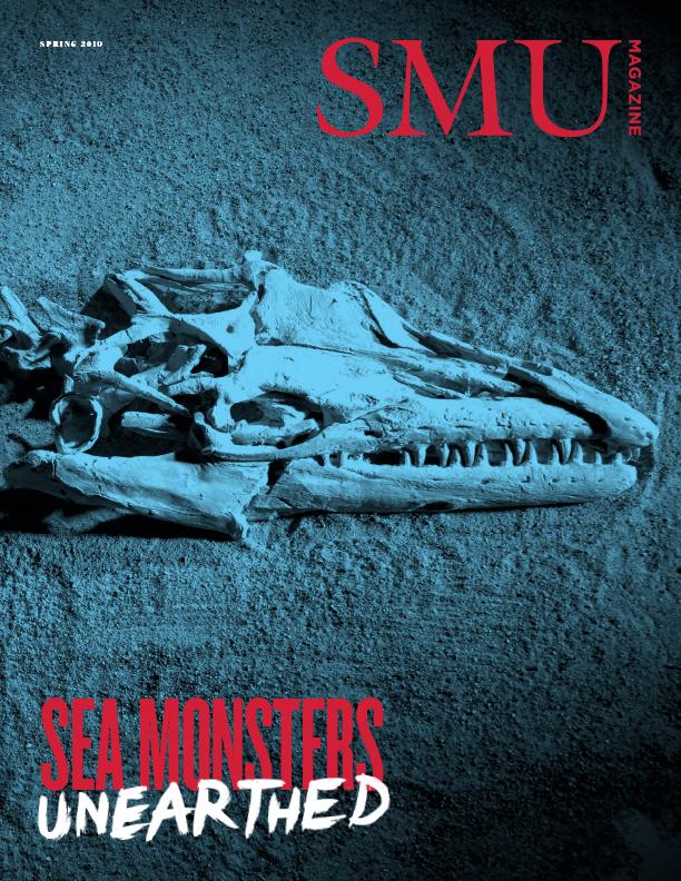 SMU Magazine Spring 2019 Cover
