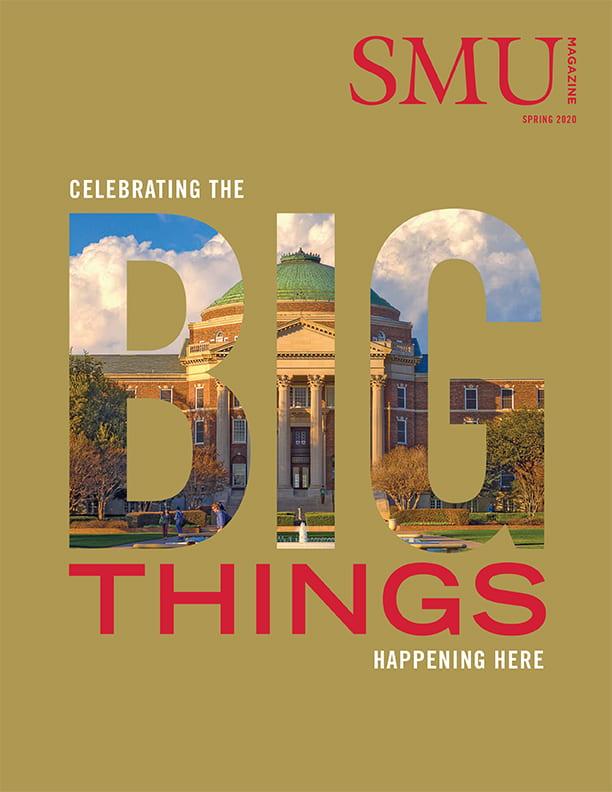 SMU Magazine Spring 2020