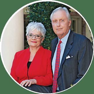 Carolyn and David B. Miller