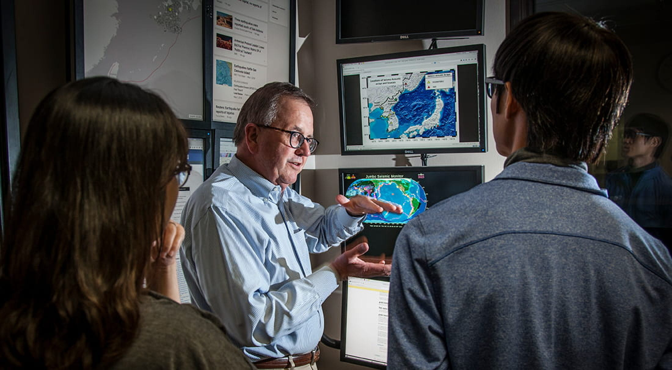 SMU monitoring program earns largest research award in University history.